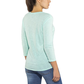 Patagonia Mainstay 3/4 Sleeved Top Dam bend blue